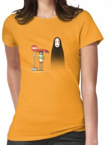 My Lonely Neighbor Womens Fitted T-Shirt