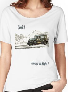 Classic ! Women's Relaxed Fit T-Shirt