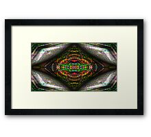 Tribal Conduit 02 Framed Print