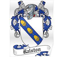 Ralston Poster