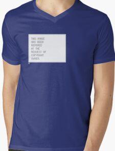 © Control v1.2 Mens V-Neck T-Shirt