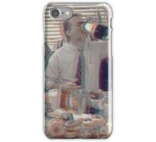 Bill Murray - Groundhog Day 3D iPhone Case/Skin