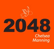 Chelsea E. Manning by Alex Preiss