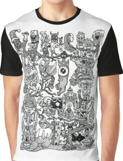 """""""The Crowned Eye Sees All"""" Graphic T-Shirt"""