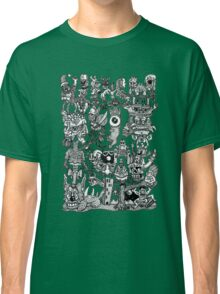 """""""The Crowned Eye Sees All"""" Classic T-Shirt"""