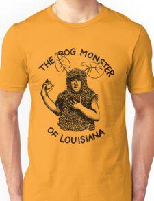 The Bog Monster of Louisiana Unisex T-Shirt