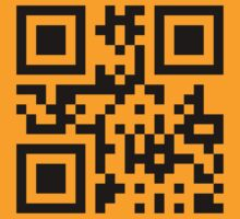 Smiley ☺ Happy Face -- QR Code by tinybiscuits