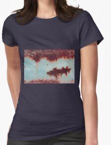 Mesopelagic Fish Womens Fitted T-Shirt