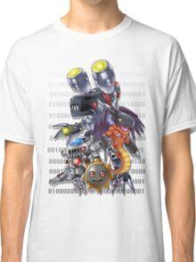 Hagurumon Evolution Classic T-Shirt