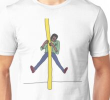 Happy Lionel Unisex T-Shirt
