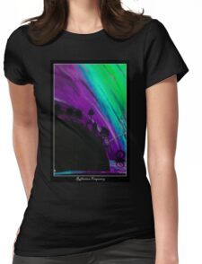 Ænigma Apparatus Womens Fitted T-Shirt