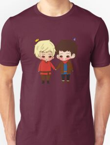 A King and His Sorcerer / A Sorcerer and His King T-Shirt