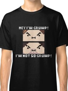 Game Grumps - Grump Stacks Classic T-Shirt