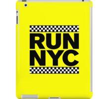 RUN NYC TAXI iPad Case/Skin