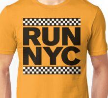 RUN NYC TAXI Unisex T-Shirt