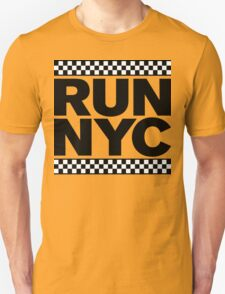 RUN NYC TAXI T-Shirt