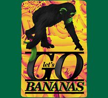 going bananas Unisex T-Shirt