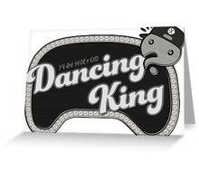 Yoo Jae Suk X EXO - Dancing King Greeting Card