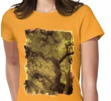 fractal tree dream Womens Fitted T-Shirt