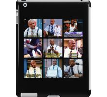 Terry Jeffords Quotes iPad Case/Skin