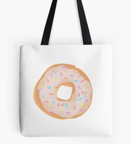 Sprinkle Donut Tote Bag