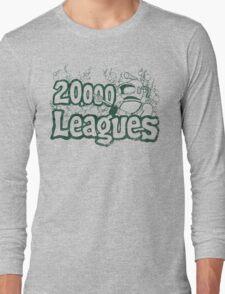 20,000 Leagues Vintage Long Sleeve T-Shirt