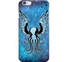 Black Octopus iPhone Case/Skin