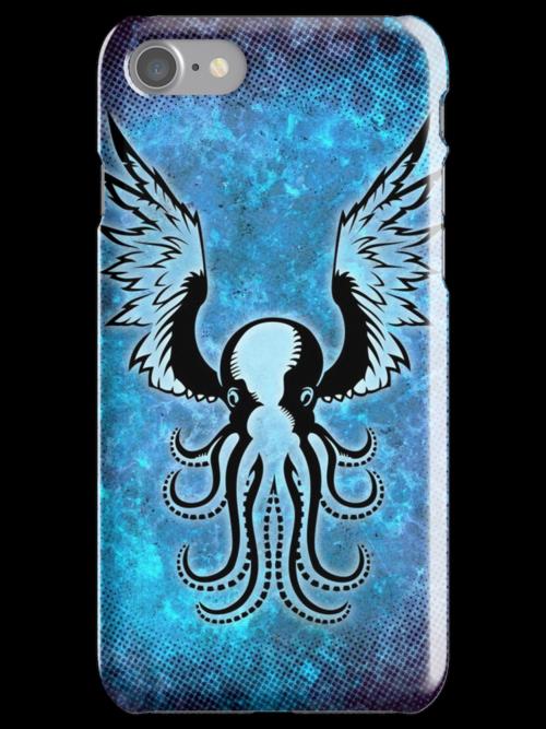 Black Octopus by beanarts