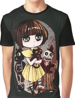 Fran Bow  Graphic T-Shirt