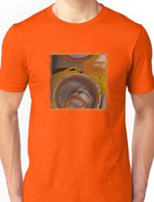 eye as a lens - steampunk Unisex T-Shirt