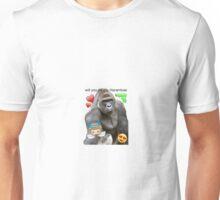 Will you be my Harambae Unisex T-Shirt