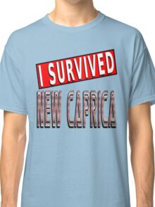 I Survived New Caprica Classic T-Shirt