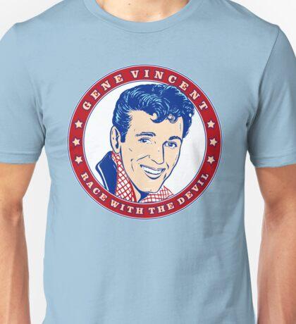 Gene Vincent Race With The Devil Unisex T-Shirt