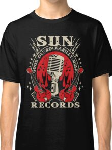 Sun Records : Good Ol' Rockabilly Music Classic T-Shirt