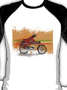 cafe racer mondial girl T-Shirt