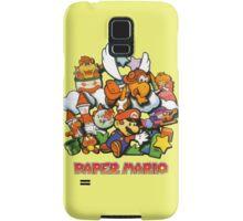 Paper Mario Samsung Galaxy Case/Skin