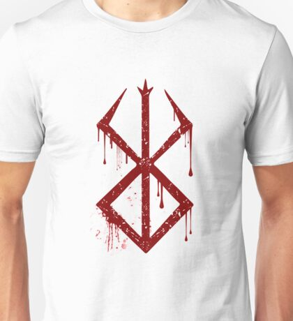 Sacrifice Symbol Blood Unisex T-Shirt