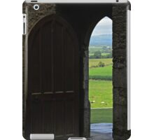 Every New Chapter Provides Intriguing New Doors... Which One Do You Long To Explore? iPad Case/Skin