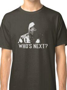 Micrsoftpaint Scorpion Classic T-Shirt