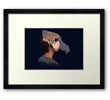 Shewolf Framed Print