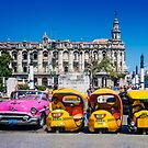 Cocotaxis at Gran Teatro by Yukondick