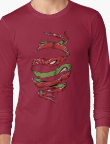Red Rind Long Sleeve T-Shirt