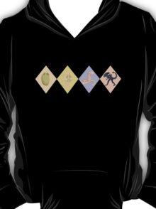 ALIEN Argyle T-Shirt
