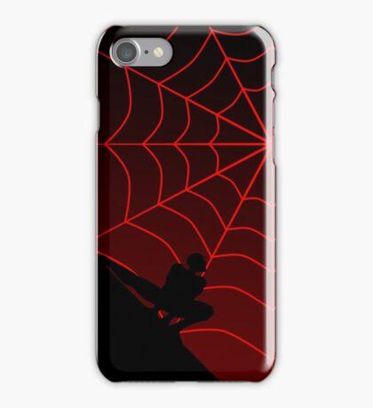 Spider Twilight Series - Miles Morales Spider-Man iPhone Case/Skin