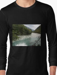 Two rivers Long Sleeve T-Shirt