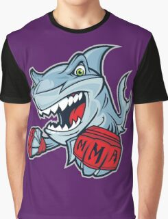 The MMA Shark Graphic T-Shirt