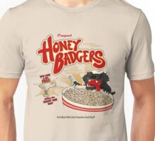 Honey Badgers Unisex T-Shirt