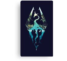 Skyrim! Canvas Print
