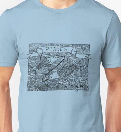 Pisces Unisex T-Shirt