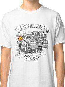 muscle car 1 Classic T-Shirt